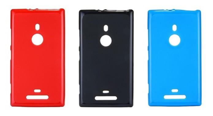 Capas protetoras para Lumia 925 de cor única (Foto: Divulgação/Loja Império)