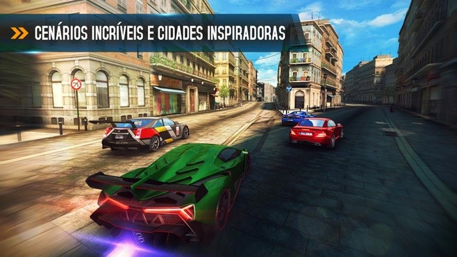 screenshot de Asphalt 8: Airborne