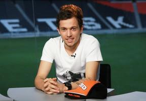 Bernard, jogador da seleção brasileira (Foto: Site Oficial Shakhtar Donetsk / Reprodução)
