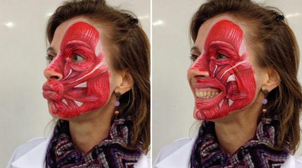 Exercicios faciais para Paralisia