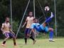 Em preparação, São Bento vence o próprio sub-20 em jogo-treino