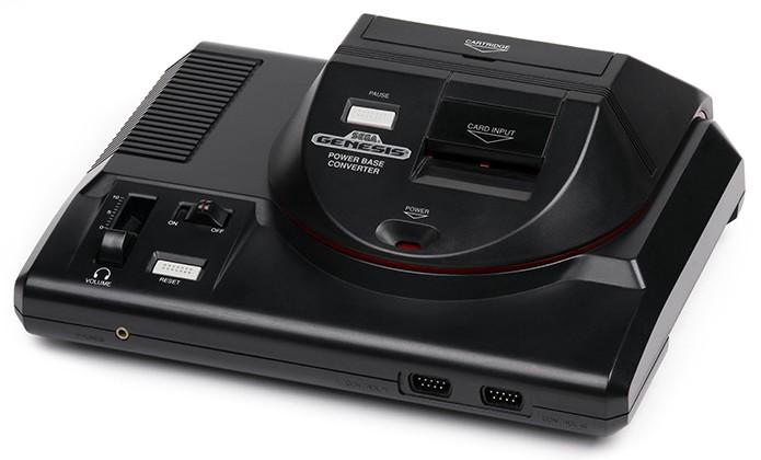 Adaptador habilitava compatibilidade com cartuchos do Master System (Foto: Reprodução)