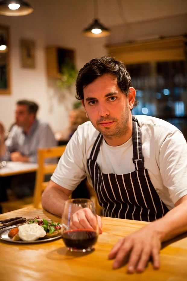 Mariano Ramon, cozinheiro e proprietário do restaurante Gran Dabbang, em Buenos Aires, estará no Brasil (Foto: Divulgação)