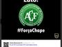Voltaço divulga mensagem de apoio à Chapecoense após acidente aéreo