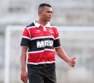 Zé Carlos Santa Cruz (Foto: Marlon Costa/Pernambuco Press)