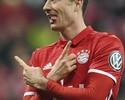 Lewandowski resolve em meia hora e leva Bayern à semifinal da Copa