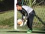 Sem entrar em campo, goleiro Lauro rescinde com Galo e vai para o Ceará