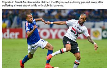 """Site inglês usa Wesley errado em """"morte"""" relatada por jornal árabe"""