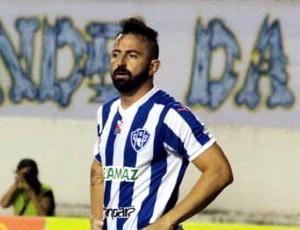Leandro Cearense, atacante do Paysandu (Foto: Fernando Torres/Ascom Paysandu)