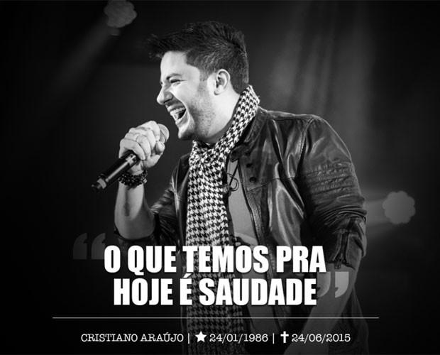 cristiano araujo (Foto: Reprodução)