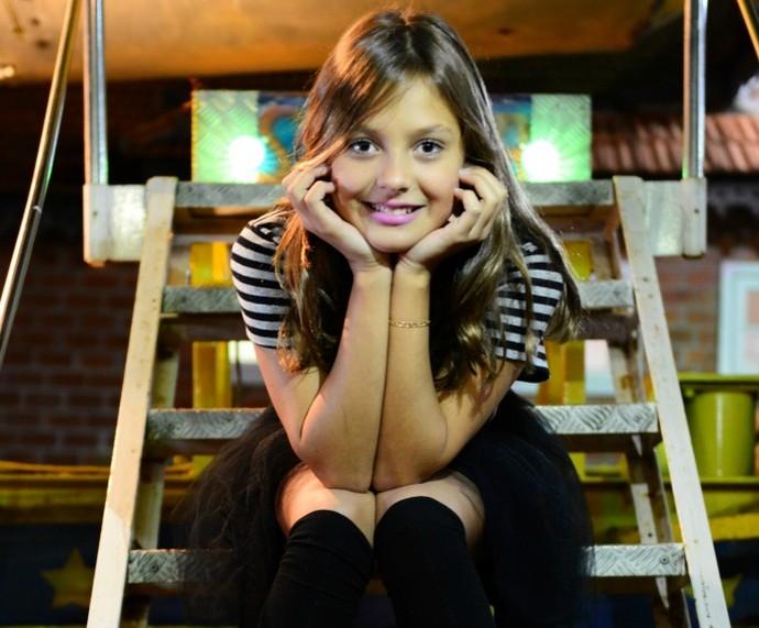 Laura Schadeck The Voice Kids (Foto: Bianca Mielecke/Divulgação)