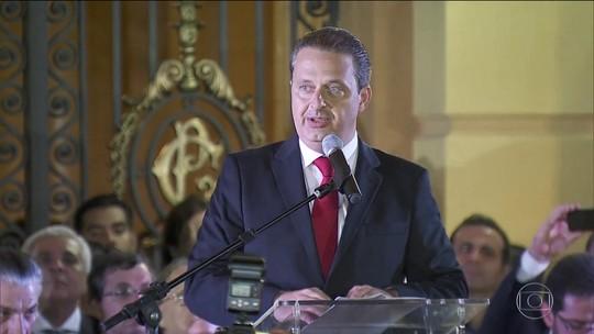 Odebrecht diz que Eduardo Campos pediu dinheiro para presídio em PE