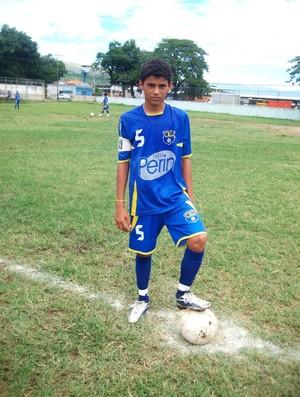 Thiago Maia é o primeiro roraimense a ser convocado para a Seleção Brasileira de futebol (Foto: Divulgação)