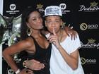Com menu de pop star, MC Duduzinho faz show do primeiro CD