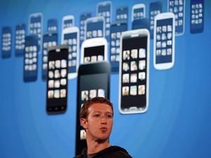 Facebook lançará rede publicidade para móveis