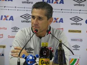 jorginho vasco entrevista (Foto: Edgard Maciel de Sá)