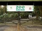 Funcionária é mordida por anta no Zoo (Sergio Neves/Agência Estado)