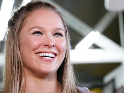 Ronda Rousey UFC MMA (Foto: Evelyn Rodrigues)
