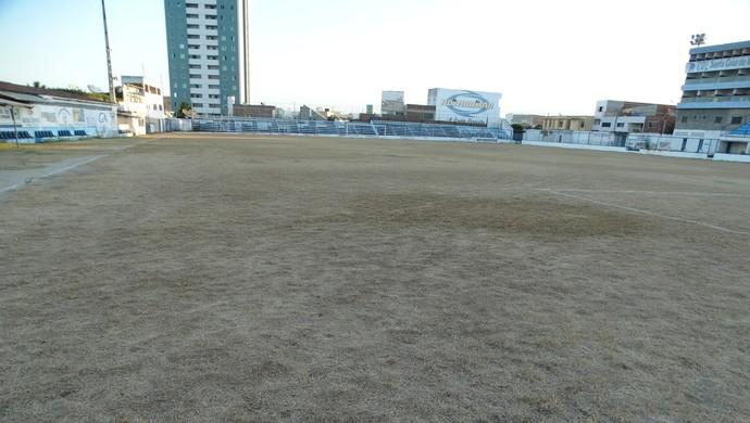 Estádio Otávio Limeira Alves (Foto: Vital Florêncio / GloboEsporte.com)