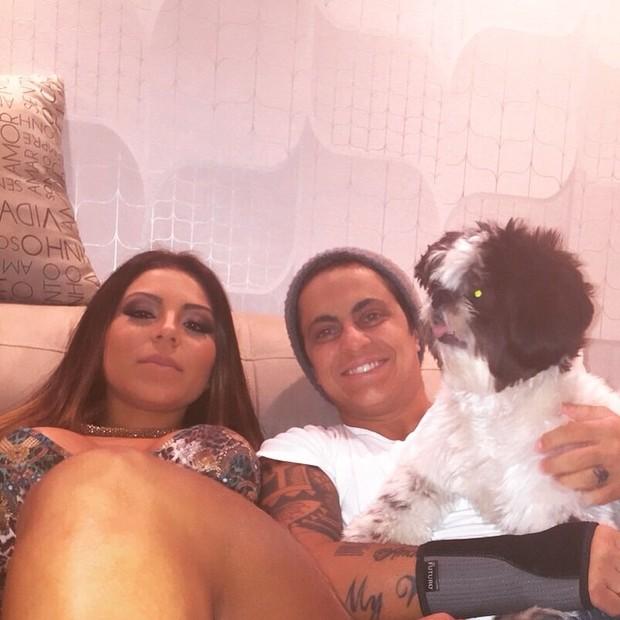 Thammy se declara para Andressa Ferreira (Foto: Instagram)