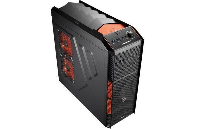 Gabinete Aerocool Xpredator tem design diferenciado e USB 3.0 (Foto: Divulgação/Aerocool)