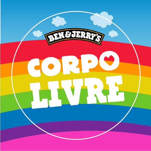 Ben & Jerry's distribuirá botons contra a LGBTFobia, em bloco paulista (Foto: Divulgação)
