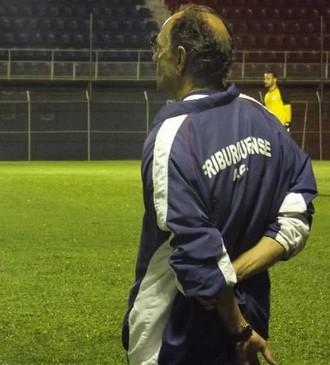 Gerson Andreotti, Friburguense (Foto: Vinicius Gastin/Friburguense)