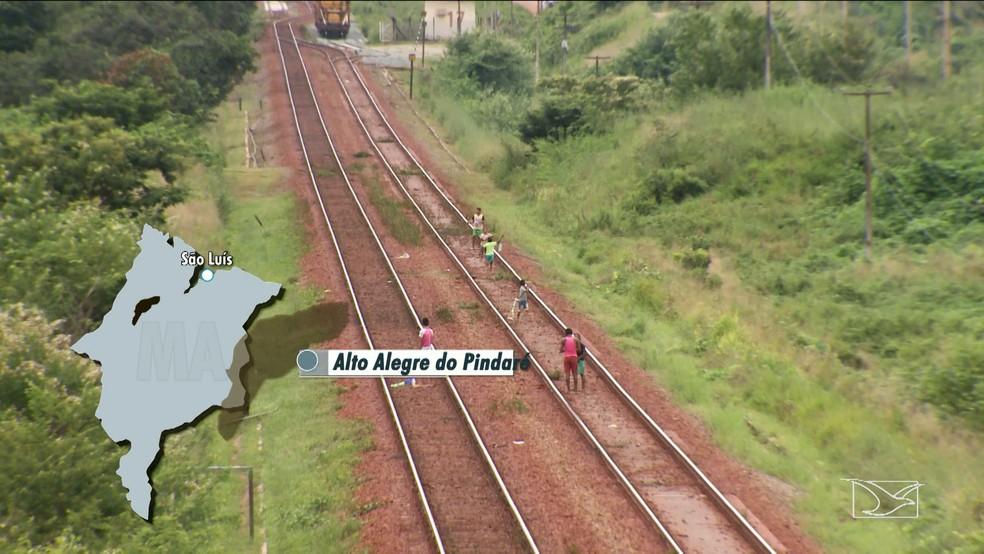 A mineração na Serra dos Carajás deveria eliminar a pobreza e incluir Maranhão e o Pará no mapa econômico do país (Foto: Reprodução TV Mirante)