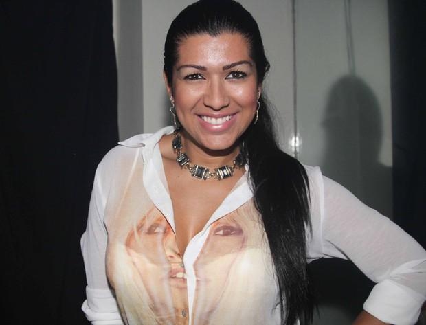 Mulher Moranguinho (Foto: Thiago Duran/ Ag. News)
