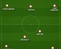 Com Wesley de volta, Bauza monta time de reservas para pegar a Ponte