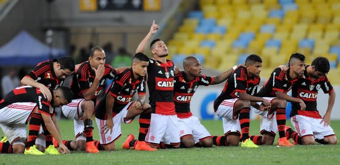 Números a favor  Flamengo não perde disputa de pênaltis há 11 anos a075b6091aa24