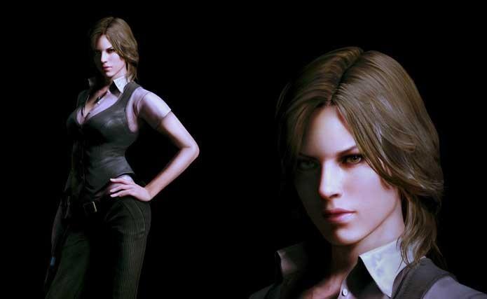 Helena em Resident Evil 6 (Foto: Divulgação/Capcom)