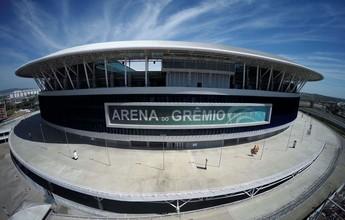 Top 10 gols, duelos e maiores públicos: Grêmio completa 100 jogos na Arena
