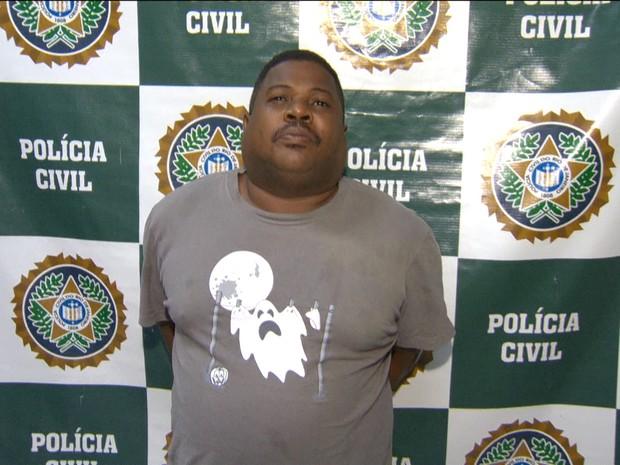 Jorge Nogueira estava foragido há dois anos (Foto: Reprodução GloboNews)