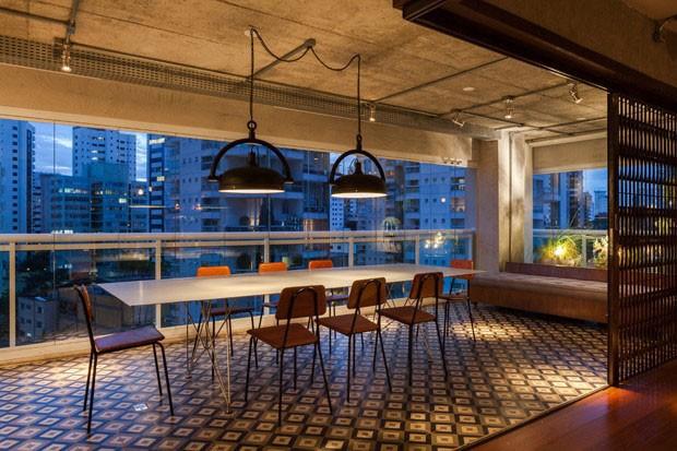 12 ideias para decorar varandas de apartamentos (Foto: Reprodução)