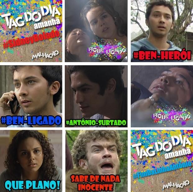 Capítulo 234 (Foto: Malhação / TV Globo)