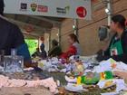 Reciclagem muda vida de famílias de ex-carroceiros em Porto Alegre