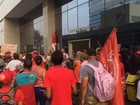 MTST protesta em frente ao Ministério das Cidades por moradia popular