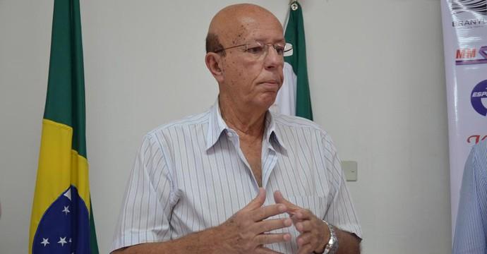 Presidente Vadinho Capivariano (Foto: Túlio Darros / O Semanário)