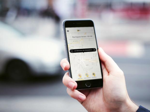 Aplicativo de mobilididade tem serviço similar ao Uber (Foto: Divulgação/Yet Go)