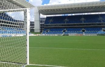 Arena Pantanal é vetada pela CBF para receber PSTC e São Paulo