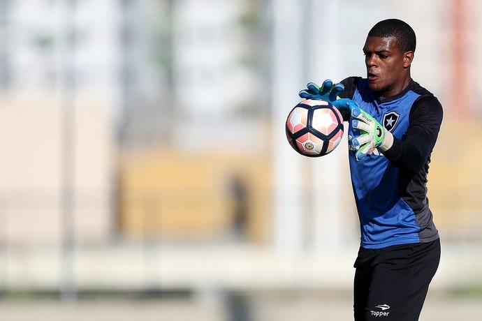 Saulo Botafogo (Foto: Vitor Silva / SSpress / Botafogo)