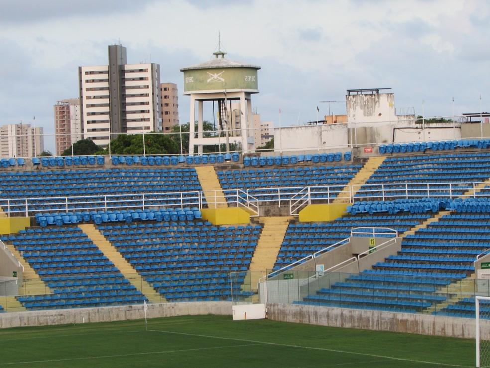 Presidente Vargas receberá os cinco primeiros jogos do Ceará na Série B do Campeonato Brasileiro (Foto: Juscelino Filho)