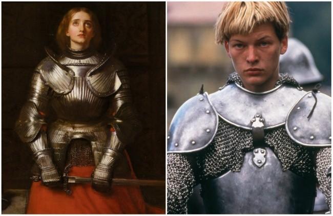 Joana D'Arc (Foto: Divulgao)
