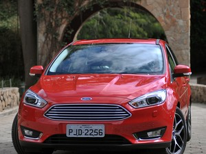 Ford Focus (Foto: Divulgação)