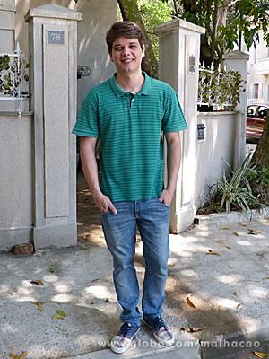 Aos 35 anos, Daniel realizou o sonho de atuar em Malhação (Foto: Malhação / TV Globo)