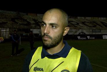 técnico Rafael Guanaes São Carlos (Foto: Reprodução EPTV)