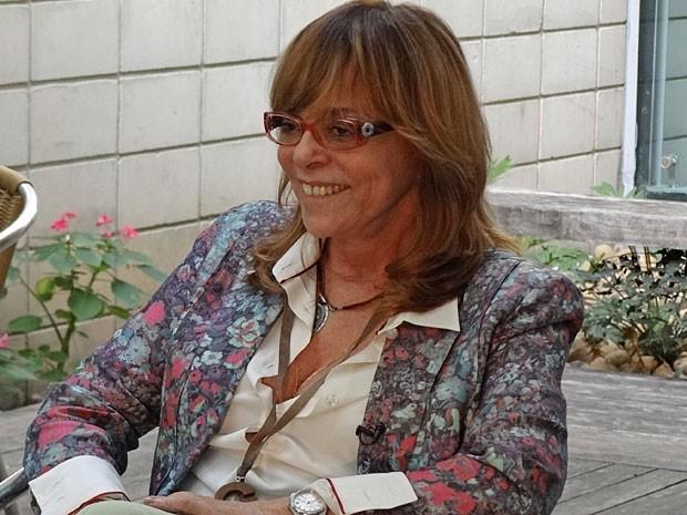 Glória Perez fala sobre a nova novela das nove (Foto: Salve Jorge/TV Globo)