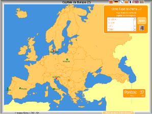Capitais da Europa
