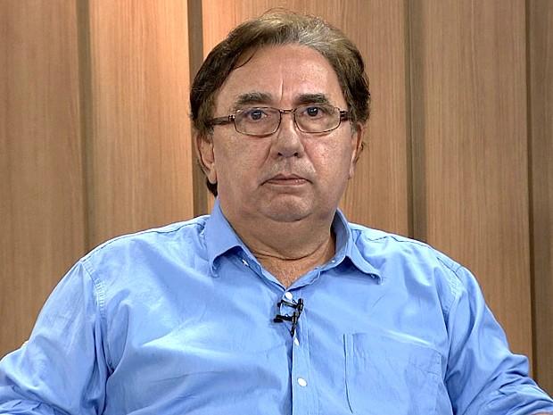 Zeluís Lago, candidato a prefeito de São Luís (Foto: Reprodução/TV Mirante)